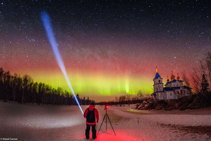Russia is responsible for the planet's most awe-inspiring spectacles - the Aurora Borealis, or Northern Lights. 7 great locations for Russia