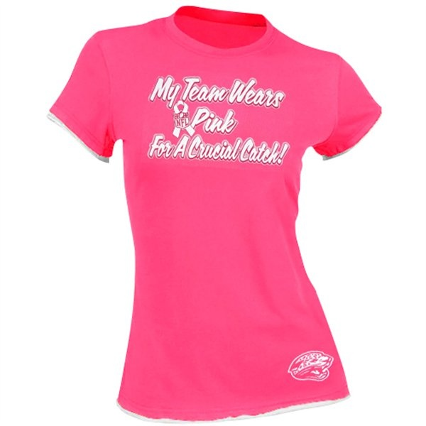 1000 images about breast cancer awareness clothing for Breast cancer nfl shirts