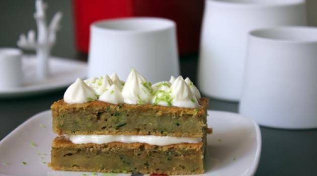 Zucchini cake, le carrotcake est déjà dépassé !