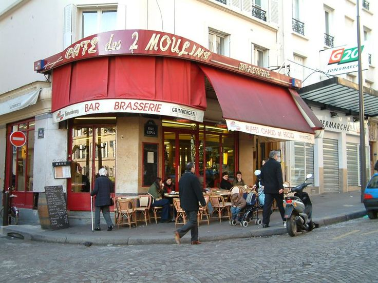 Amelie? Satie? Dali? All here in Montmartre, Paris.  I MUST go here.  This website has a lot to say about visiting the area.