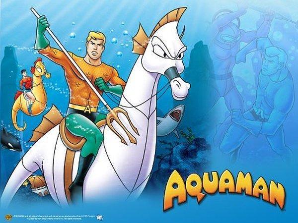 Aquaman (TV Series 1968- ????)