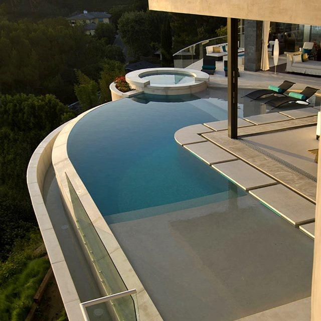 1525 Blue Jay Way Hollywood Ca Landscape Modern Design Pinterest Cas Photos And Blue Jay