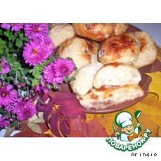 Воздушное тесто тети Нюры - кулинарный рецепт