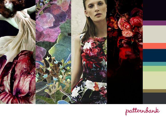 Première Vision + Indigo – Autumn/Winter 2013/14 – Print Trend Report Preview trend forecasts