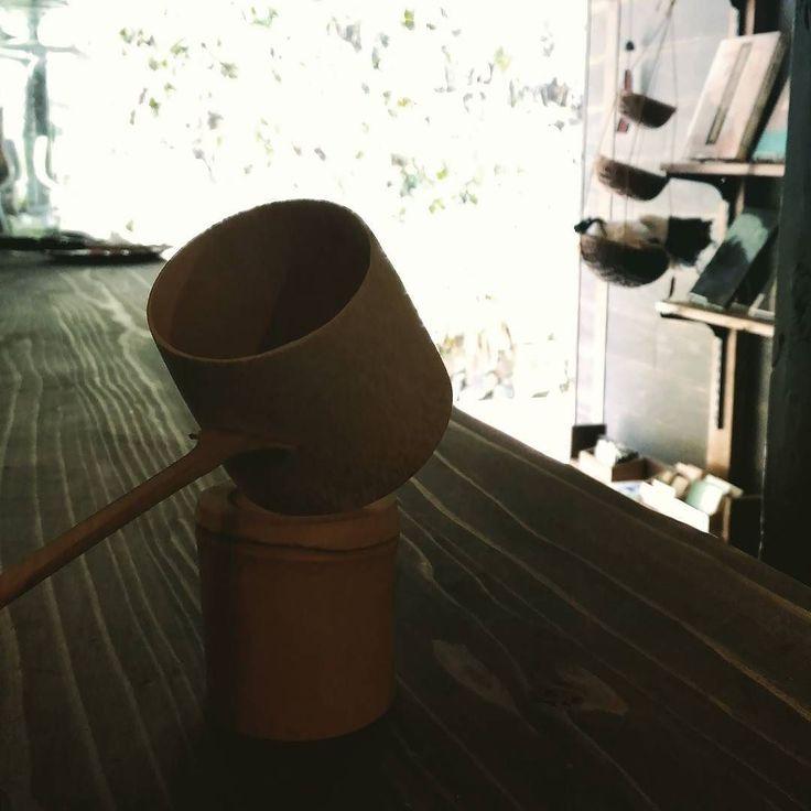 まだ水ぬるむとはいかない滝道のんびりにとオープン  #箕面 #日本茶カフェ #日本茶バー #Minoo #Matcha #日本酒 #箕面瀧道 #抹茶 #煎茶 #箕面ビール #カレ