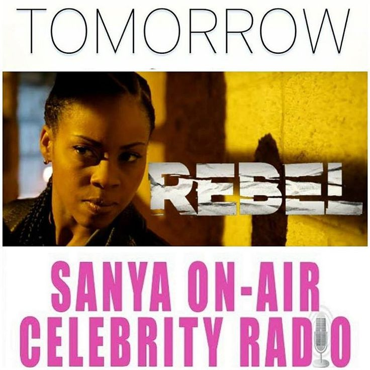 """Once again it's on!! Danielle Truitt from BET's hit show """"Rebel"""" joins me on Sanya On-Air.  Tomorrow, 12pm EDT live at www.she.company or listen on your phone by dialing 213-493-0282.  #sanyaonair #1230theblaze #radio #radiohost #radiopersonality #podcast #celebrityinterviews #celebrity #interviews #media #medialife #girlboss #entrepreneur #entertainmenthost #entertainment #bet #rebel #danielletruitt #sanyahudson http://tipsrazzi.com/ipost/1513407750049461979/?code=BUAtFSOBXbb"""