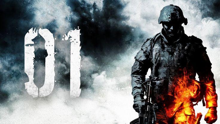 Battlefield: Bad Company 2 - Mission 1: Operation Aurora