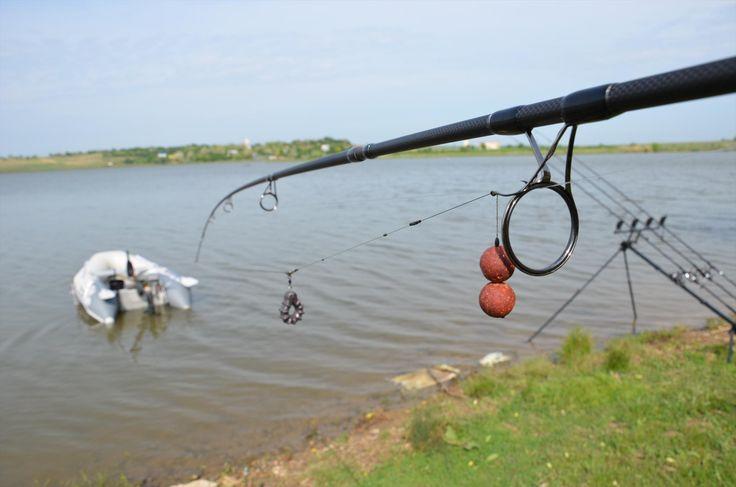 Ponturi pentru pescuit plantat