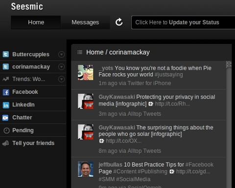 4 Impressive Twitter Apps for Your Web Browser from SME