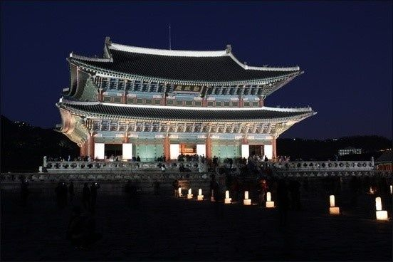 경복궁 야간개장 예약, `환상 야경` : 네이버 블로그