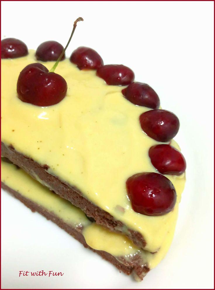 Crema Pasticcera Light LowCarb e Naturalmente Proteica: appena 60 calorie per 100 gr di Crema e potrai dare un tocco in più a tutti i tuoi dolci e merende!