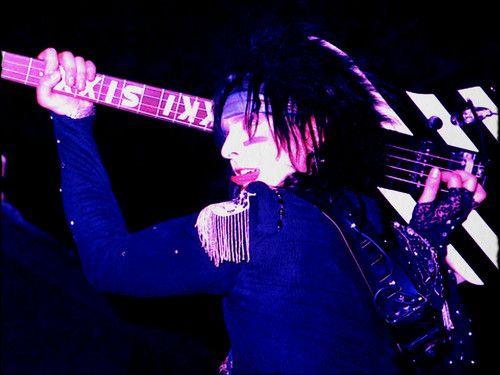 Mötley Crüe images ★ Mötley Crüe ~ Nikki Sixx ☆ HD wallpaper and ...