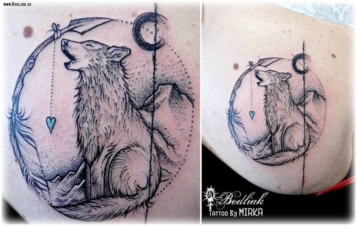 Mini ... 2016  #art #tat #tattoo #tattoos #tetovanie #original #tattooart #slovakia #zilina #bodliak #bodliaktattoo #bodliak_tattoo #wolf_tattoo #wolftattoo