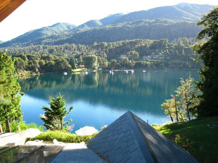 Lago Vichuquen. Chile