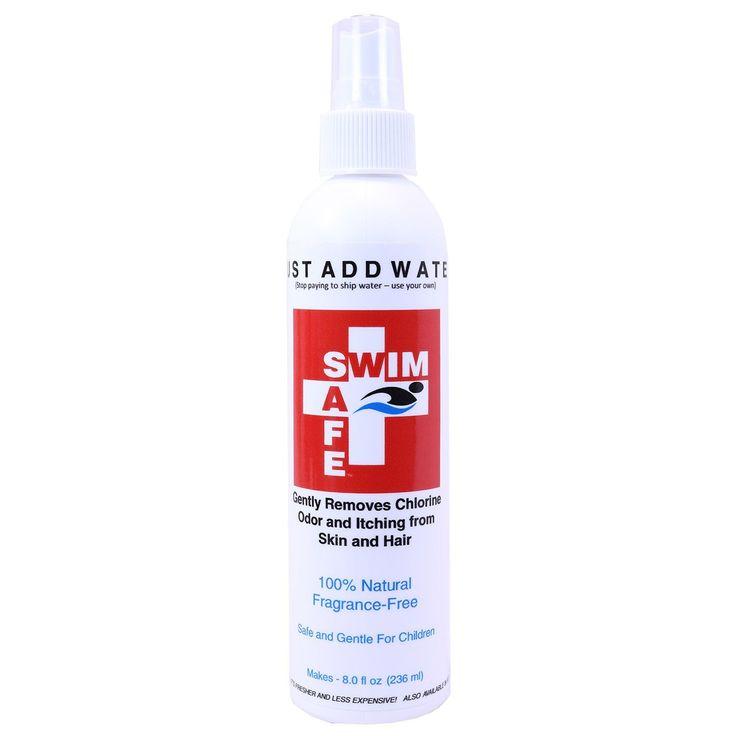 Swim Safe Chlorine Neutralizer Spray
