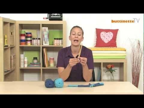 Mit unserer Anleitung wird das Socken stricken zum Kinderspiel. Im Video wird auch erklärt wie man eine Bumerangferse strickt. Die komplette Anleitung mit Text und Bildern findet Ihr hier: http://www.buttinette.de/socken/