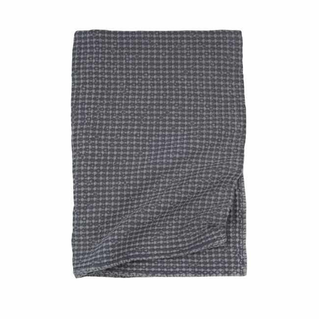 Woonexpress | Kleed je slaapkamer aan met een sfeervol plaid | plaid WALRA NILS