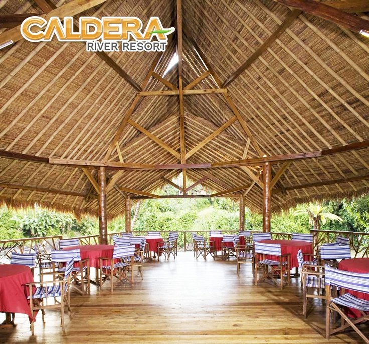 Restaurant : #Caldera #River #Resort Citarik , Sukabumi. Indonesia
