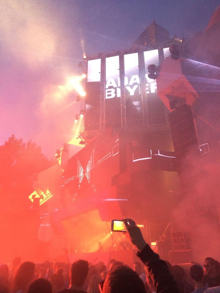 Awakenings 2014, Amsterdam
