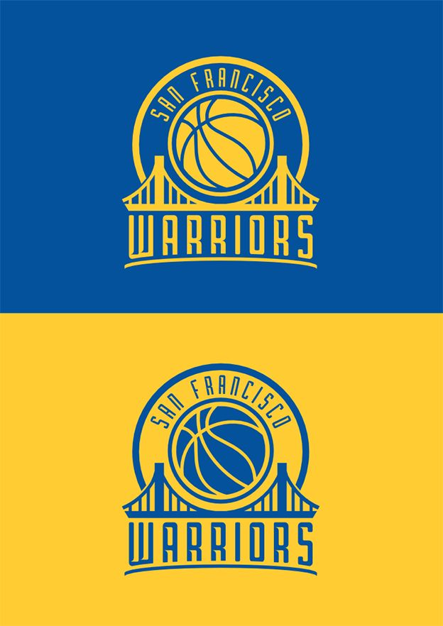 Presenting the winner and runners up from the San Francisco Warriors logo  contest!