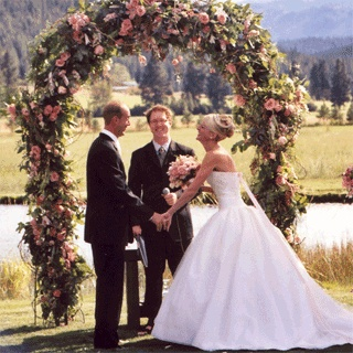 Summer Outdoor Weddings At Mt