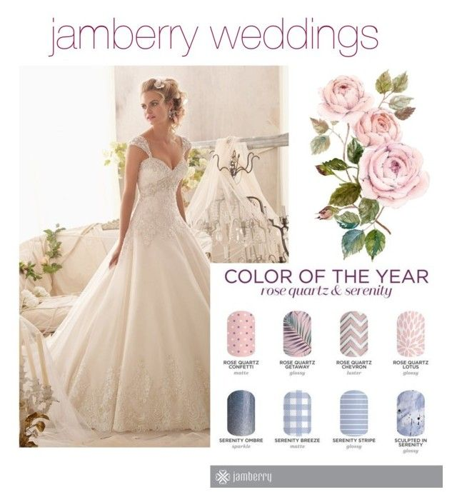 """jamberry wedding"" by caro-barbmil on Polyvore"