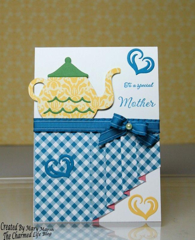 CC580 DT Sample- Mary's card