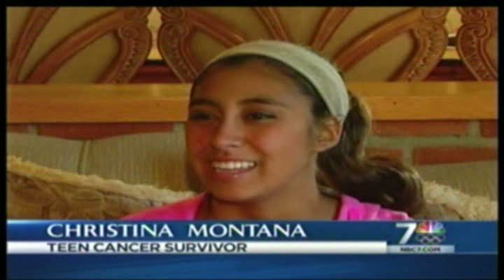 Teen Cancer Survivor Christina Montana shares her story about Fertility Preservation  After being diagnosed with a life threatening cancer, Christina Montana faced an important choice most 14-year-olds rarely have to consider. Due to the aggressive treatment she would undergo and the possibility that her fertility could be destroyed, she decided to pursue fertility preservation.