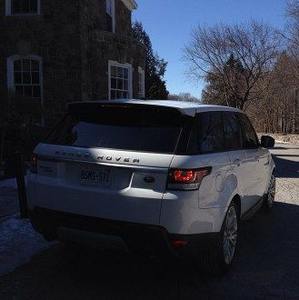 2014 Range Rover HSE & Supercharged Test Drives #LandRover #RangeRover #HSE #Supercharged #Review #Automotive #Cars #Motorsports #Luxury #Style #Class #Driving #AllWheelDrive #EstatesOfSunnybrook