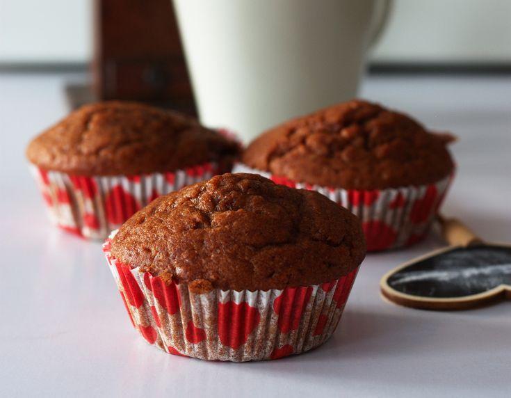 Muffinki kawowe z nutą pomarańczy