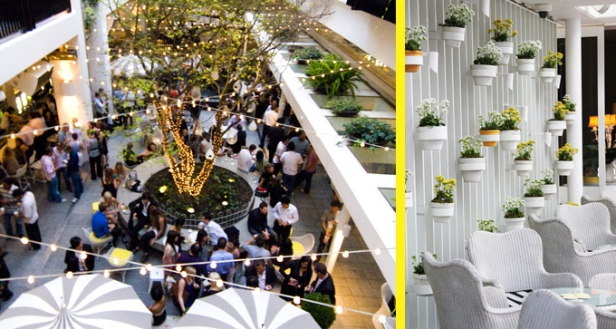 Sydney: IVY, A sophisticated urban playground for grown ups, ivy bar is purpose-built to entertain.