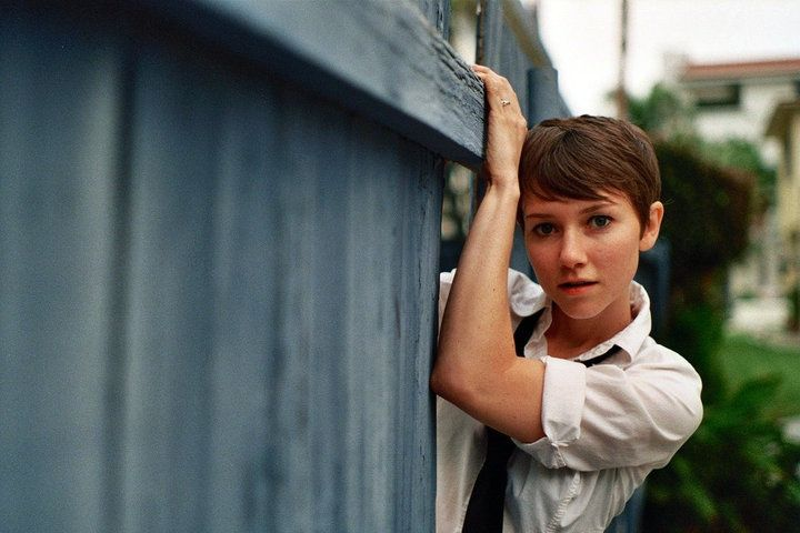 Valorie Curry - even though she makes me mad in The Following at times lol