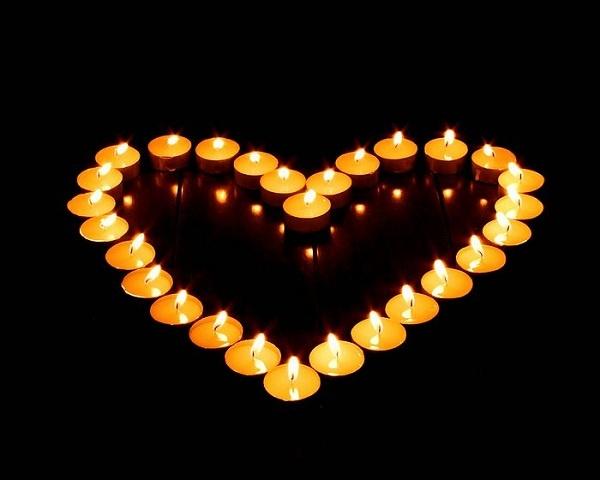 Romantic Candle Light Ideas