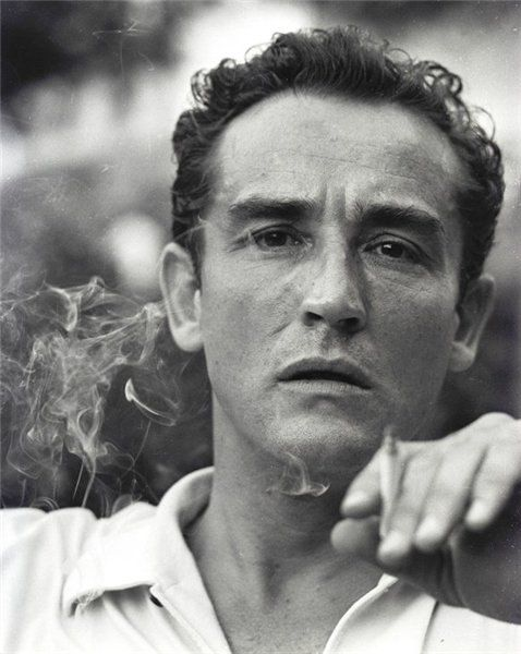 Vittorio Gassman, 1950′s             source:    cinemarhplus