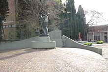 Pomnik Genocide- przy Kościele św. Nerses( 1975)- Montevideo. Urugwaj pierwszy ustawowo przyjął fakt ludobójstwa. Armenia–Uruguay relations - Wikipedia, the free encyclopedia