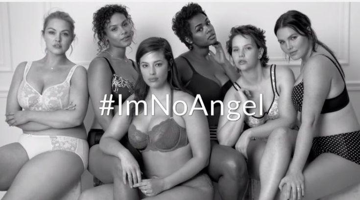 Παχουλά μοντέλα τα «βάζουν» με τα αγγελάκια της Victoria's Secret (Photos) | ΤΟ ΠΟΝΤΙΚΙ