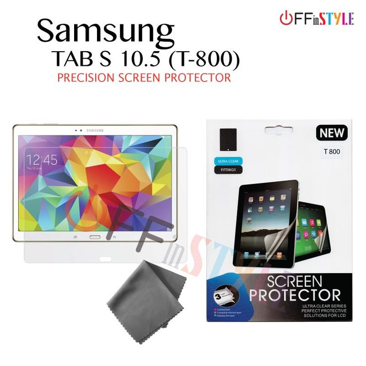 Samsung Tab S Screen Protector | T-800/10.5""