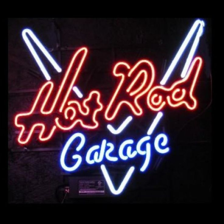 JackandFriends.com - Neon Bar Sign - Hot Rod Garage, $299.97 (http://www.jackandfriends.com/neon-bar-sign-hot-rod-garage/)