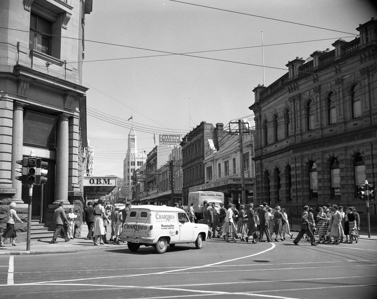 Image result for hobart in the 60's