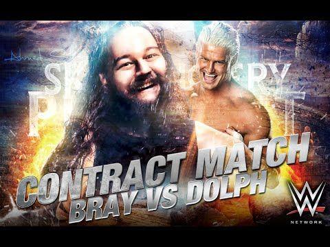 wwe smackdown 3 august 2016  dolph ziggler vs bray wyatt