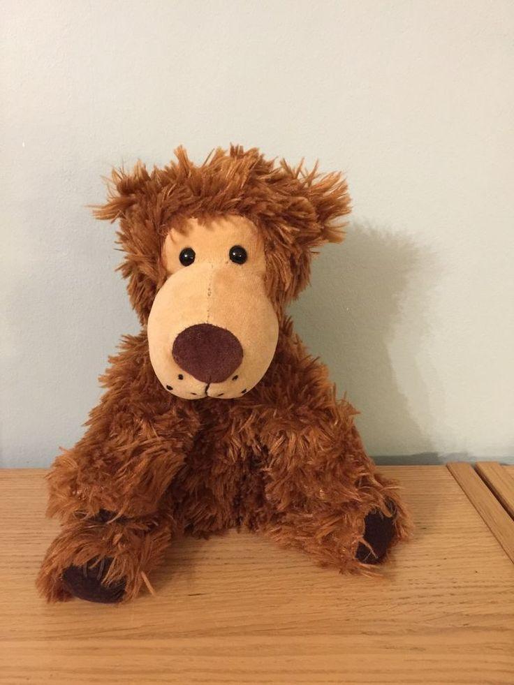 Jellycat Hokey Cokey Bear Teddy Bear soft toy Plush Brown Chestnut retired  | eBay