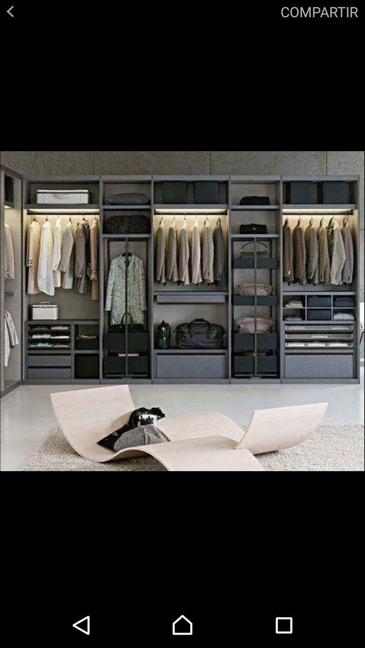 110 best closets vestidores images on pinterest dresser