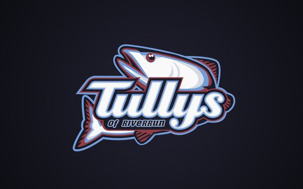 Tullys of Riverrun - Game of Thrones NBA Style