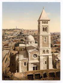 Jerusalem, ca. 1890