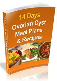 ovarian cyst cure...naturally