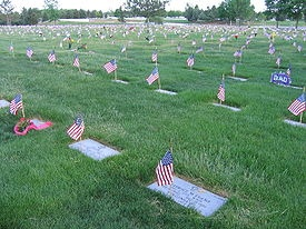 Memorial Day is a United States federal holiday observed annually on the last Monday of May (May 28 in 2012).[1] Formerly known as Decoration Day, it originated after the American Civil War to commemorate the fallen Union soldiers of the Civil War.