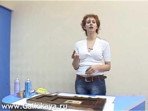 Ключница от дизайнера-декоратора (мастер-класс) - YouTube