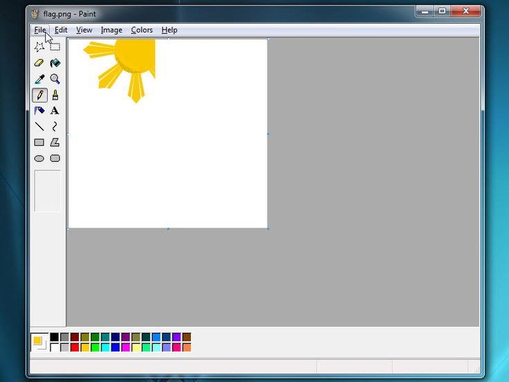 How To Shade In Microsoft Paint Microsoft Paint How To Shade Painting