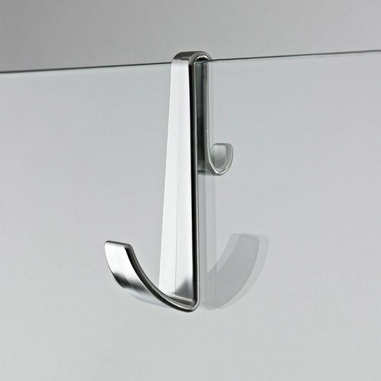Premier - Robe Hook for Framless Shower Enclosures - ACC003