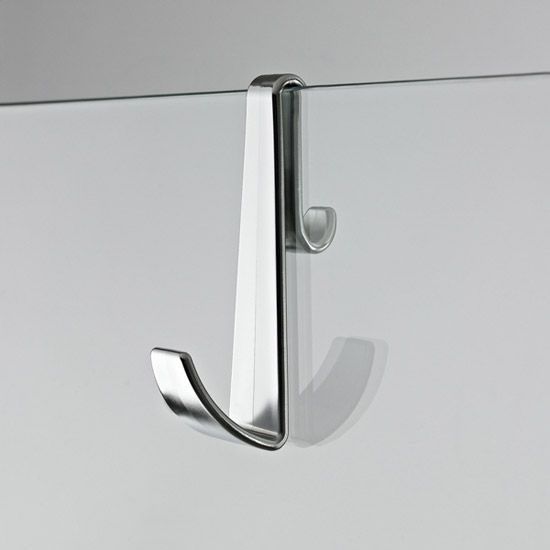Premier - Robe Hook for Framless Shower Enclosures - ACC003